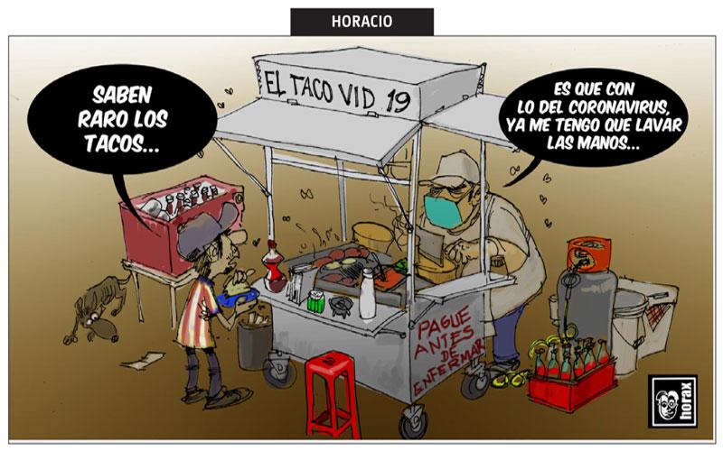 El taco vid 19 - Horax