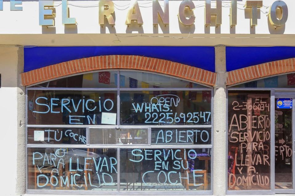 Covid-19, peor que sismo de 2017: restauranteros