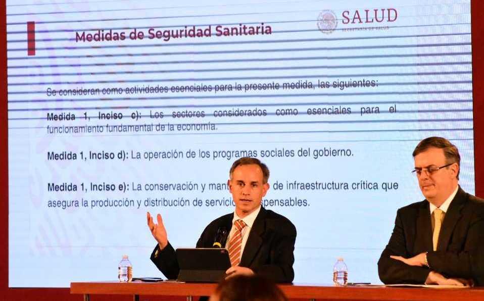 Coronavirus. En México suspenden censos por alza en casos de Covid-19