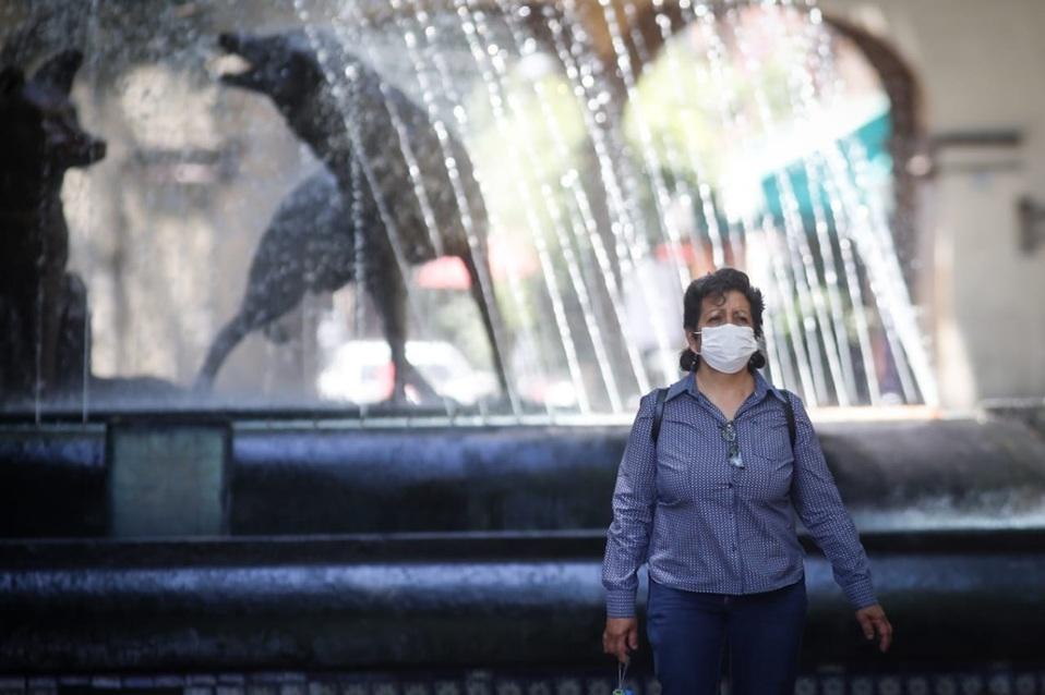 Coronavirus. Así lucieron México y sus calles este marzo | Fotos