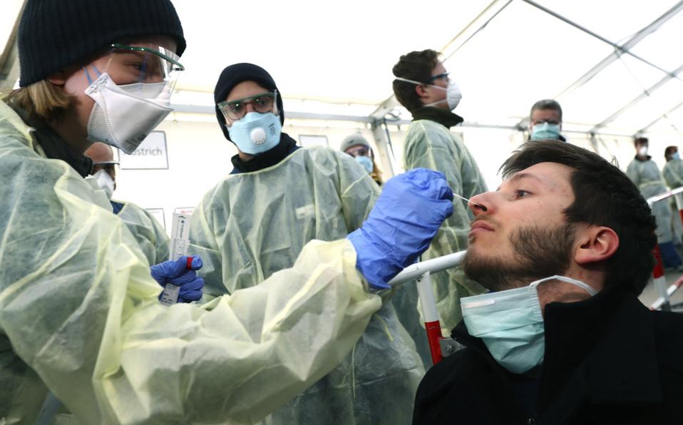 Coronavirus. Alemania supera las mil muertes por Covid-19.