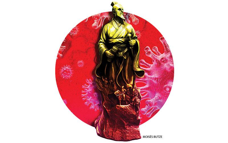 Sun Tzu y el covid-19