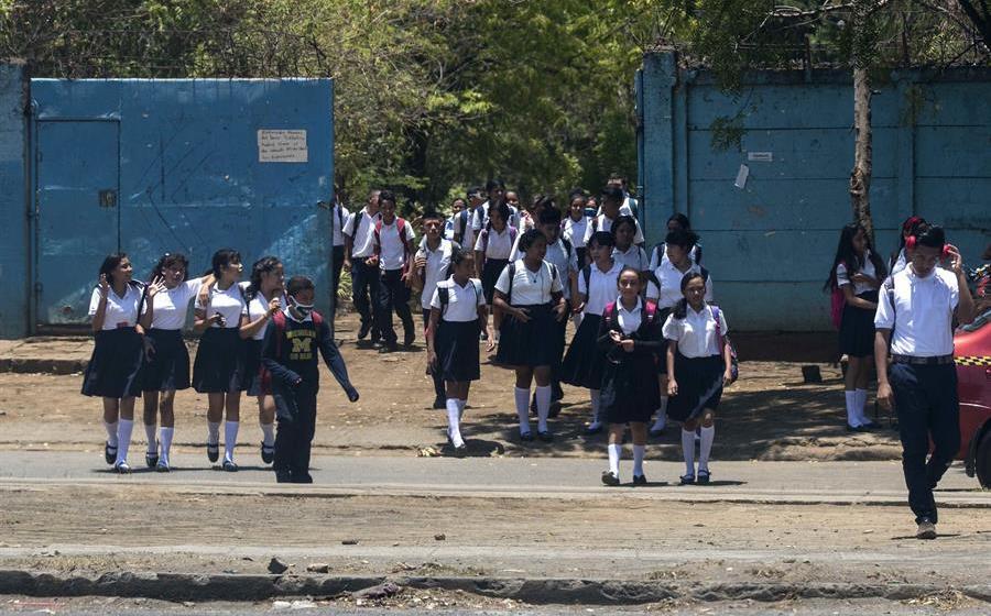 Coronavirus. Nicaragua reanuda clases y labores en medio de pandemia