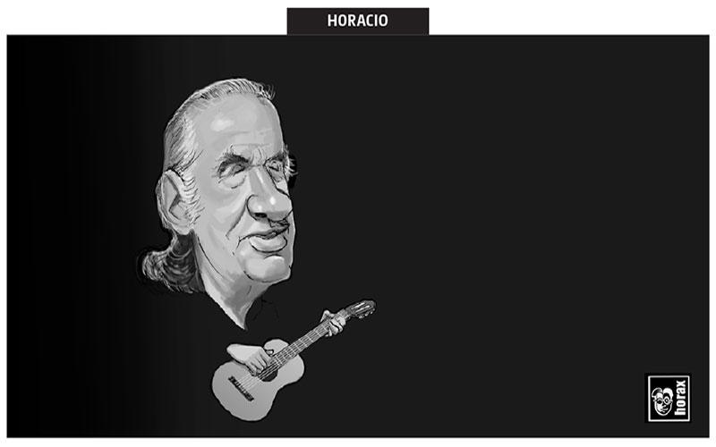 Adiós Óscar Chávez - Horax