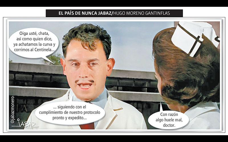 Hugo Moreno Cantinflas - Jabaz
