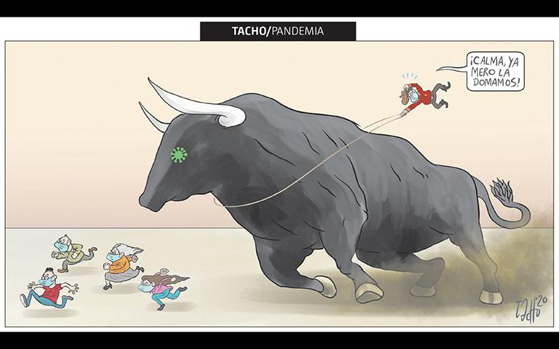 Pandemia - Tacho