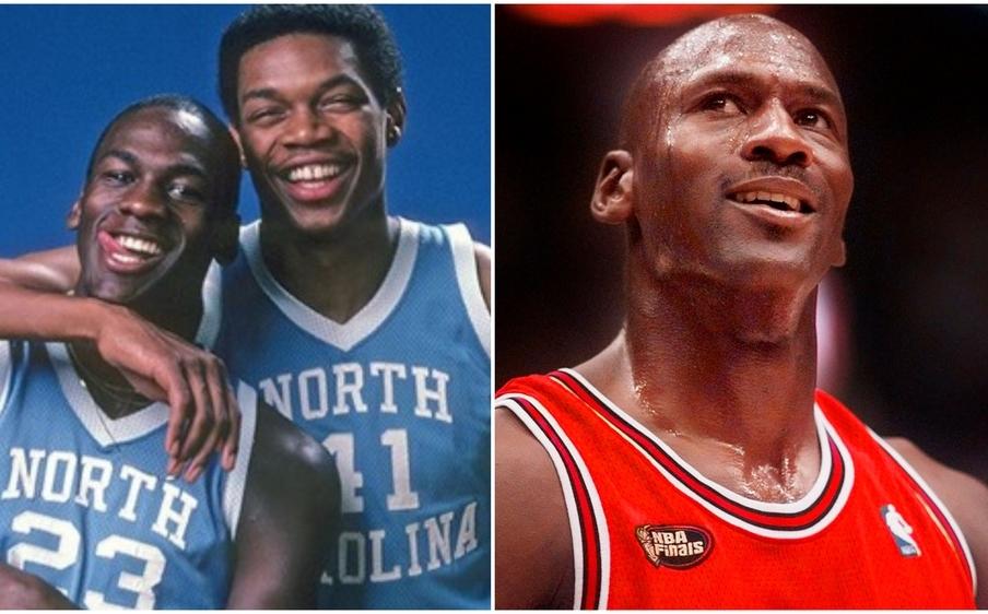 Mm granizo compresión  Michael Jordan. Hijos recuerdan único entrenamiento juntos: Fue brutal