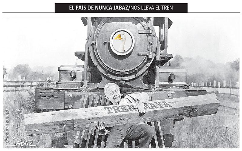 Nos lleva el tren - Jabaz