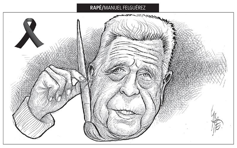 Manuel Felguerez - Rapé