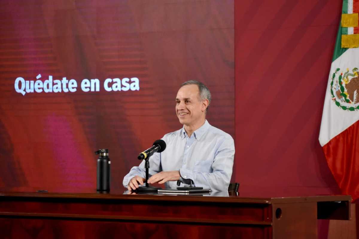 Coronavirus. Conferencia diaria sobre situación en México, 14 de junio