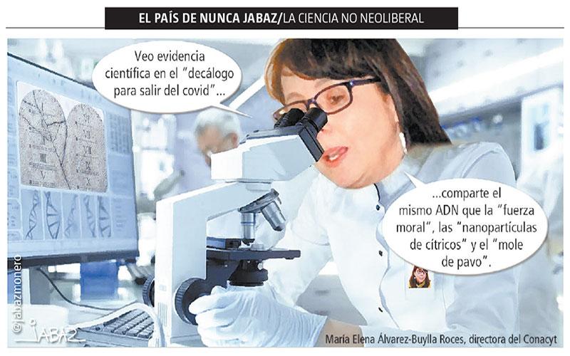 La ciencia no-neoliberal - Jabaz
