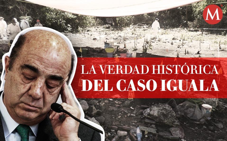Ayotzinapa y la 'verdad histórica': así surgió frase de Murillo Karam