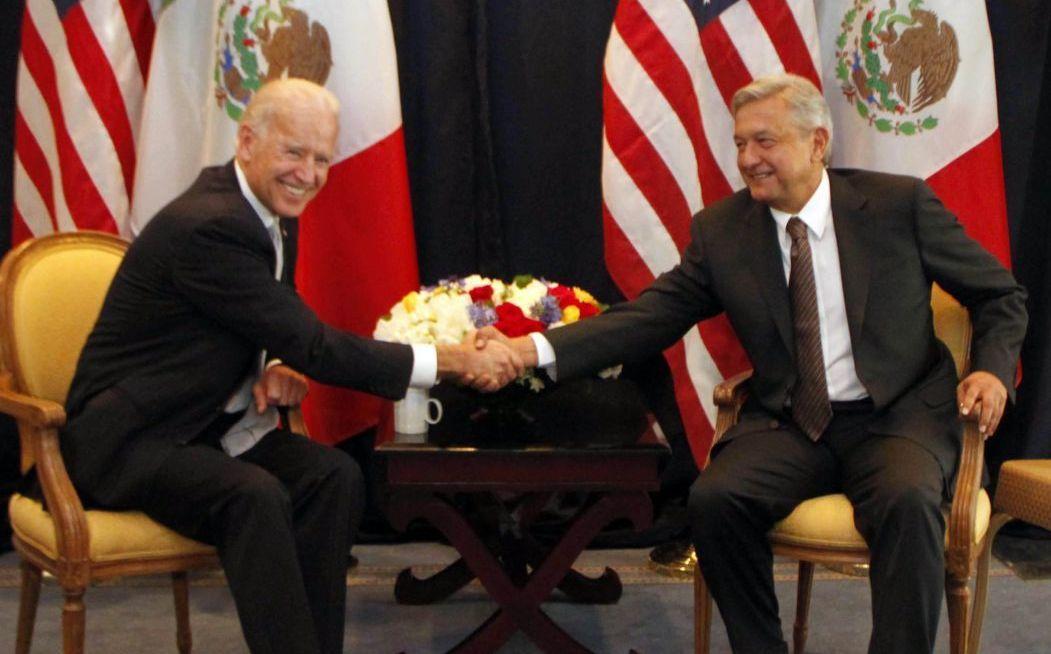 AMLO conoció a Biden en 2012: Héctor Vasconcelos