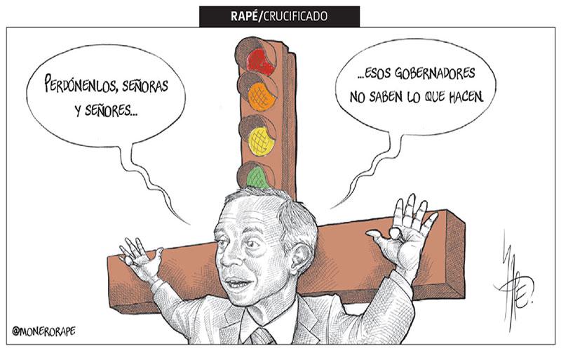 Crucificado.- Rapé