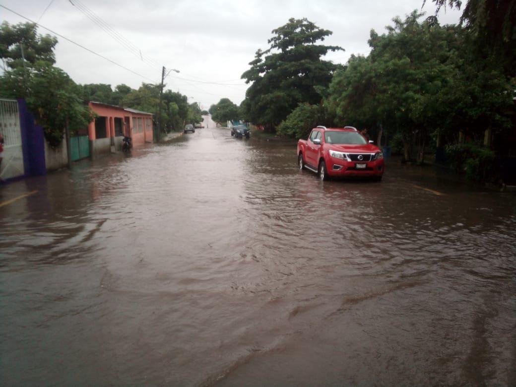 Clima en Veracruz y Boca del Río lluvioso al menos hasta el miércoles