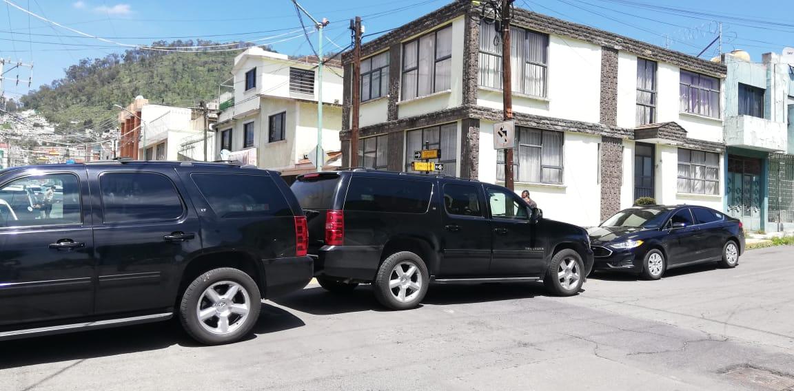 Los hechos ocurrieron en Toluca.