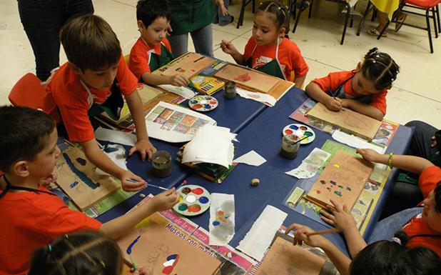 Arte y cultura: cómo transforman a un niño de 0 a 6 años