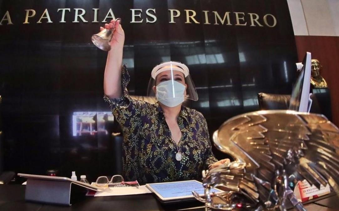 Emilio Lozoya. Mónica Fernández pide confiar en FGR