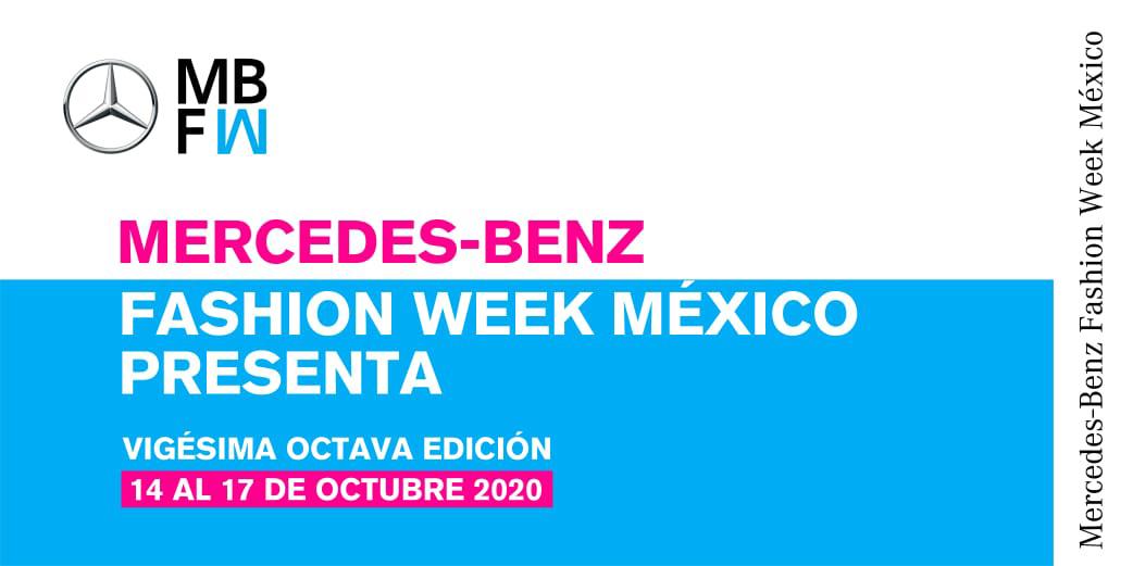 Mercedes-Benz Fashion Week México regresa en octubre