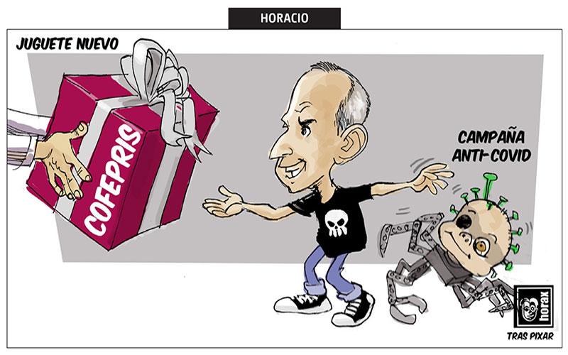 Juguete nuevo - Horax