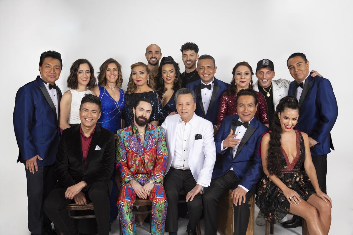 """Los Ángeles Azules estrenan """"De Buenos Aires Para el Mundo"""""""