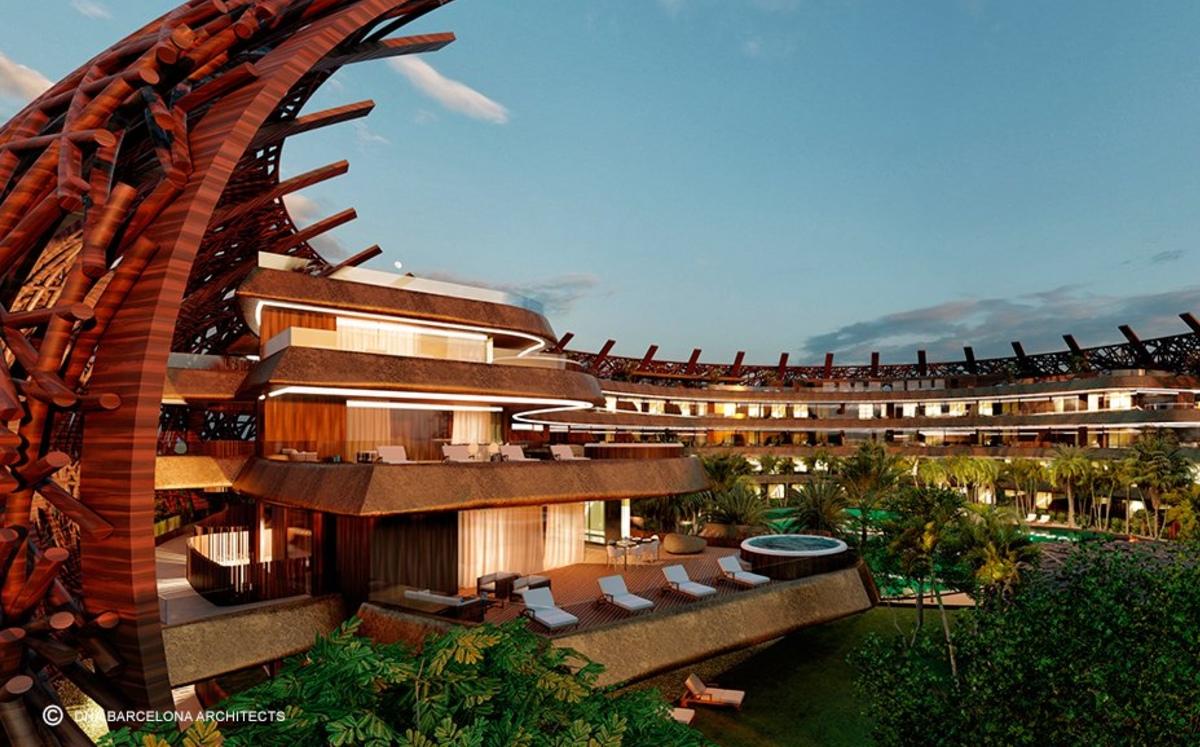 vista del cocoon hotel & resort