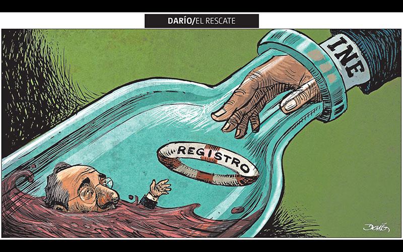 El rescate - Darío