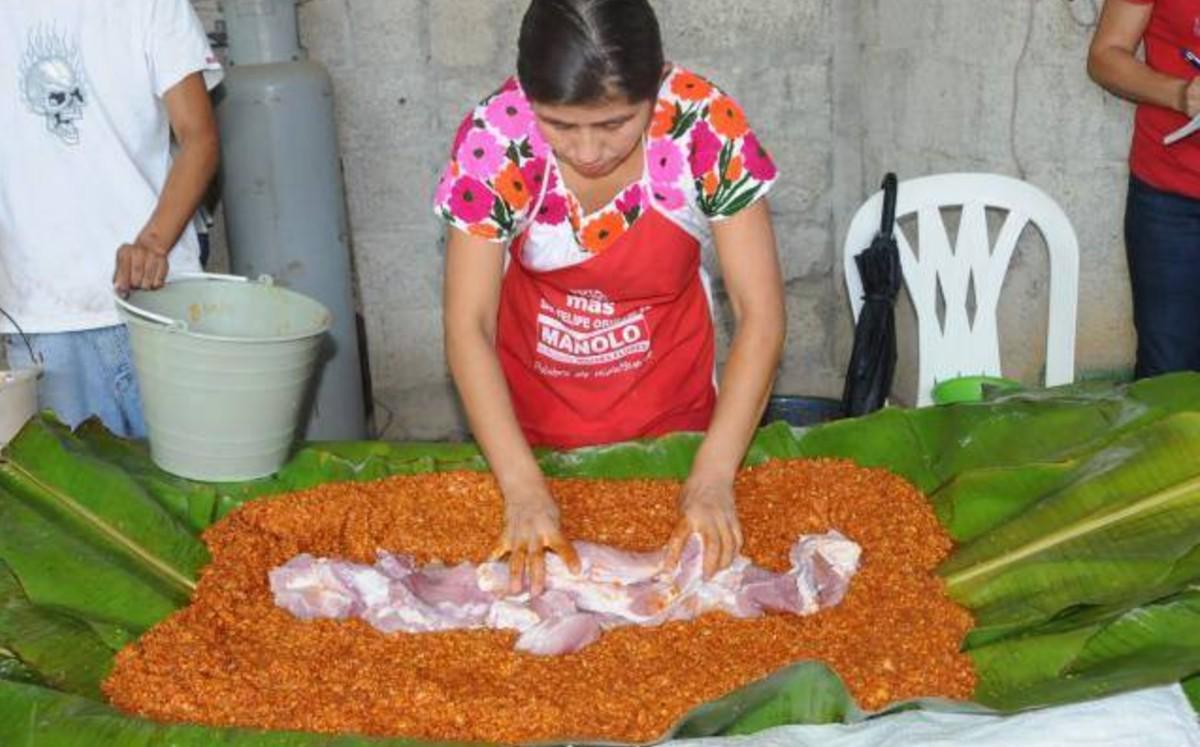 Zacahuil. Origen e historia del platillo mexicano | Cocina huasteca