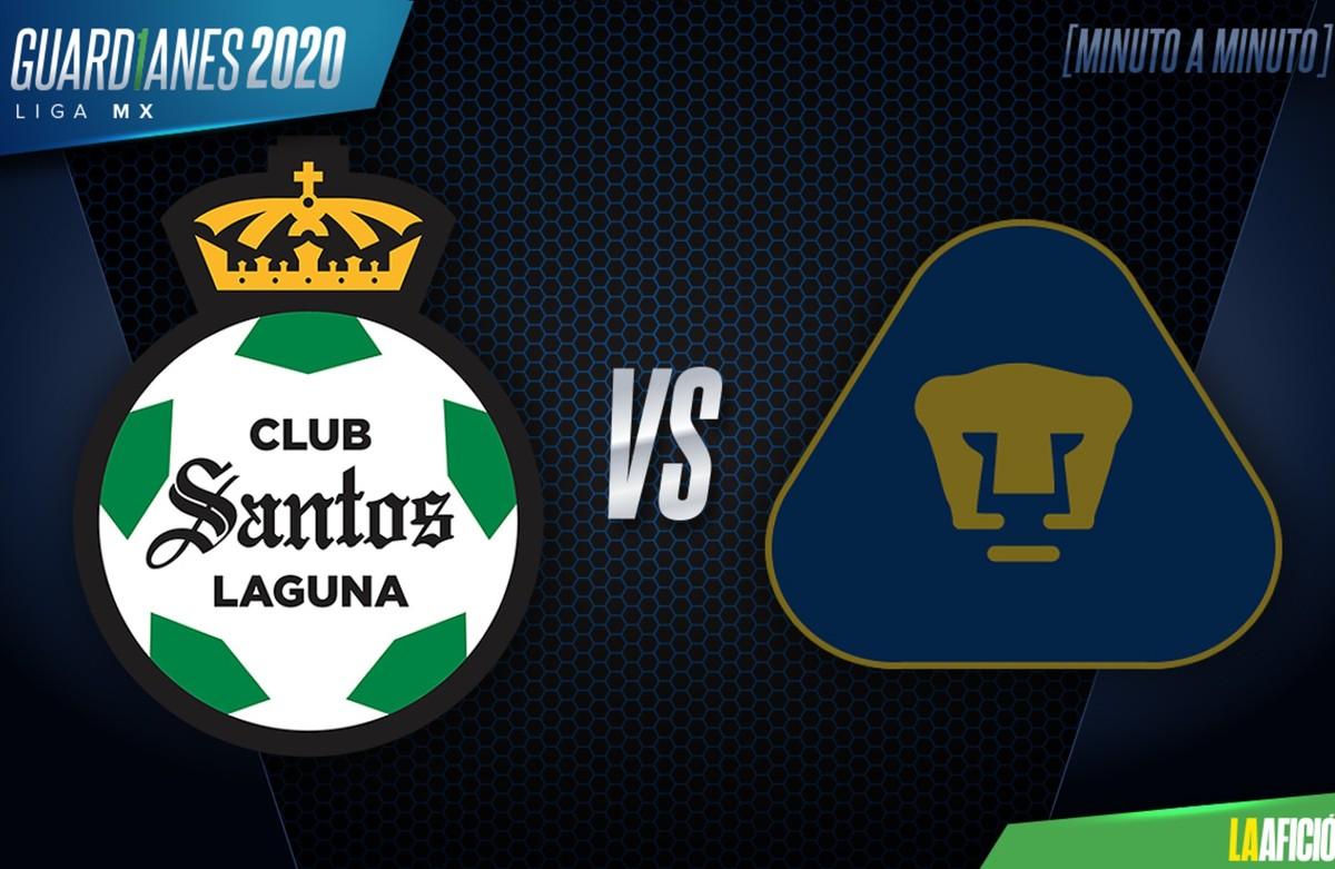 réplica Popa filtrar  Santos vs Pumas, Jornada 9 de Liga MX (1-2): GOLES Y RESUMEN