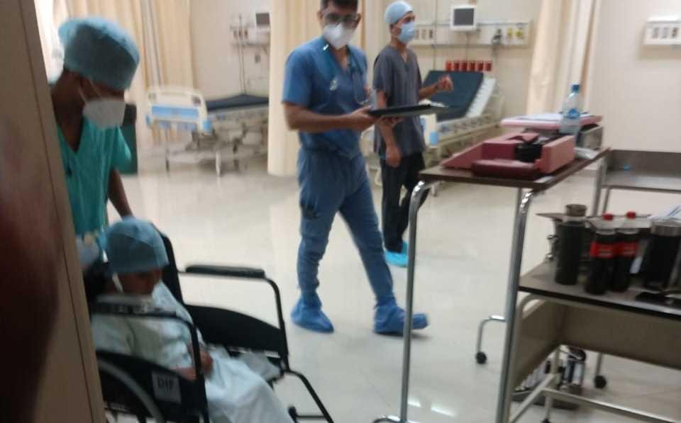 Gómez Palacio: Niño se traga una moneda y es atendido en Torreón