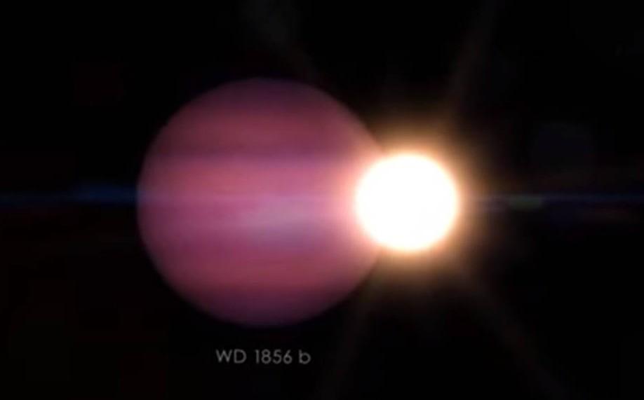 Büyük keşif! Ölü Yıldızın Yakınında Dev Bir Gezegen Bulundu…