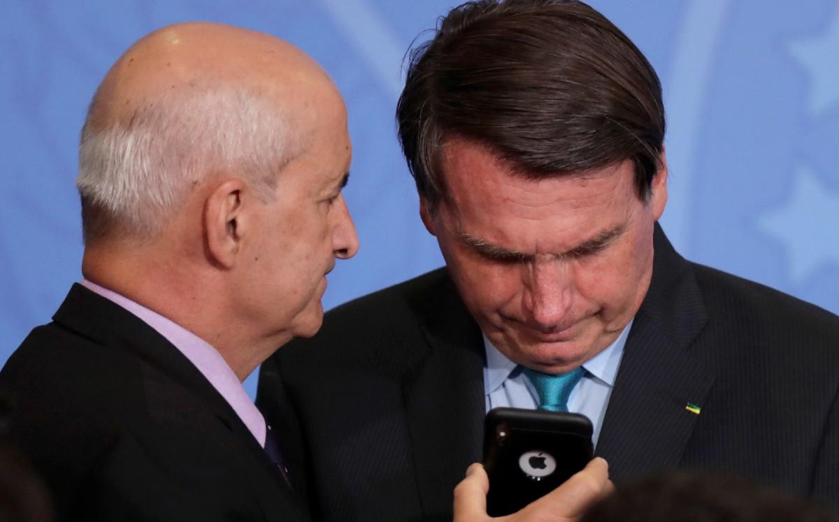 Brasil. Ministro de Gobierno de Jair Bolsonaro se contagia de covid-19