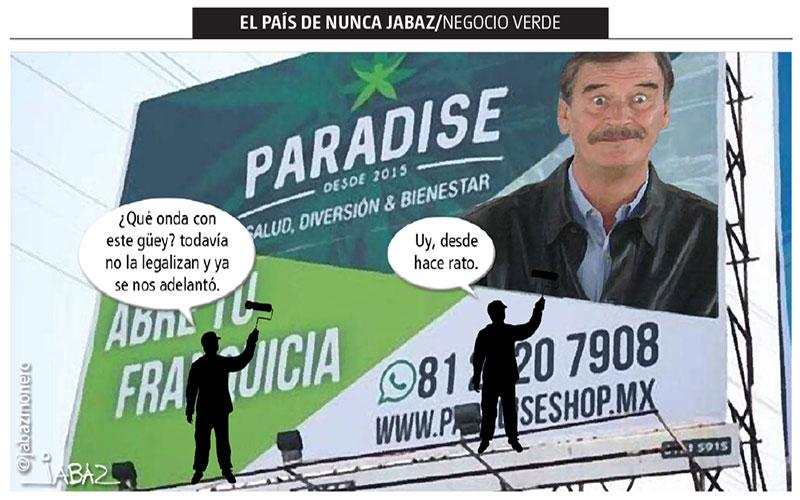 Negocio verde - Jabaz