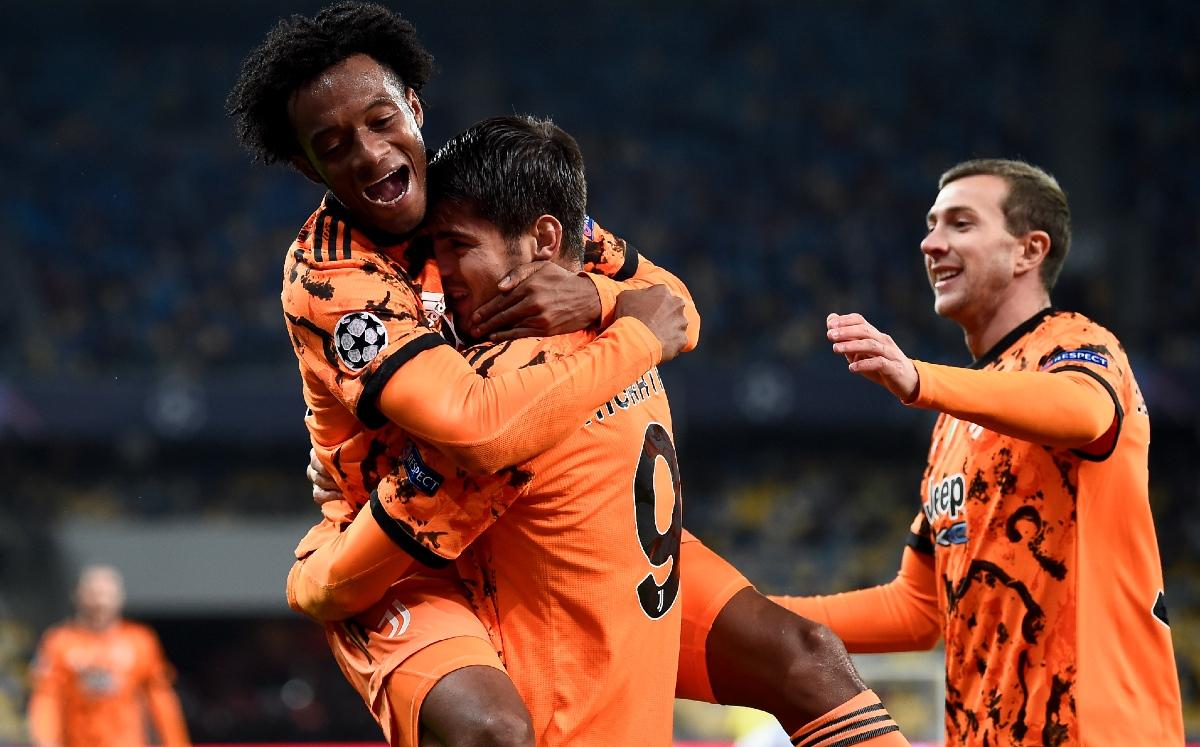 Dynamo Kiev Vs Juventus Goles Y Resumen De La Champions League