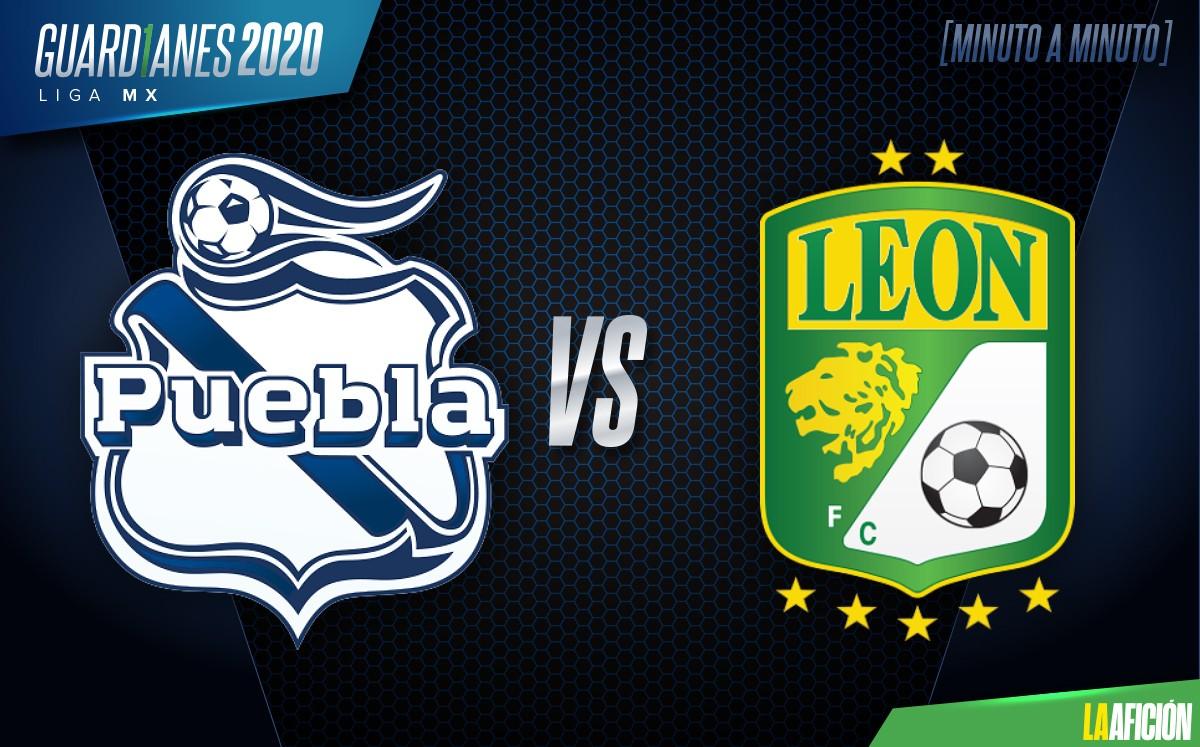 Puebla vs León, Cuartos de Final, Liga MX (2-1): GOLES Y RESUMEN