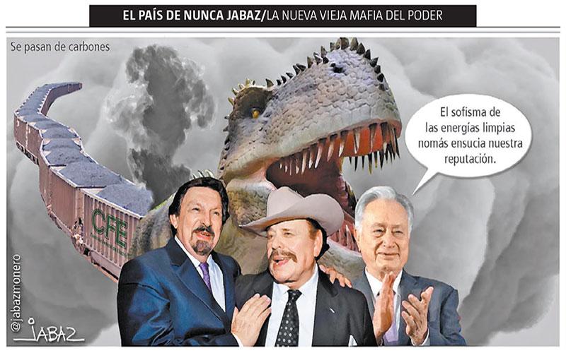 La nueva vieja mafia del poder - Jabaz