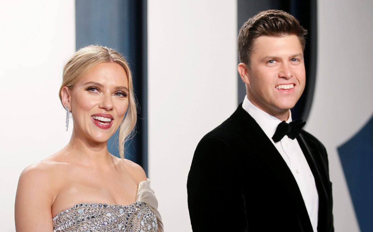 Scarlett Johansson se casa y el afortunado ahora es Colin Jost