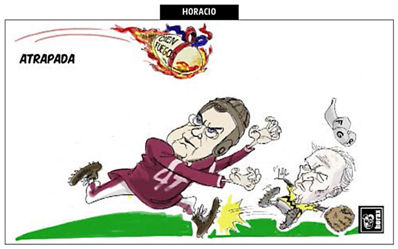 Atrapada - Horax