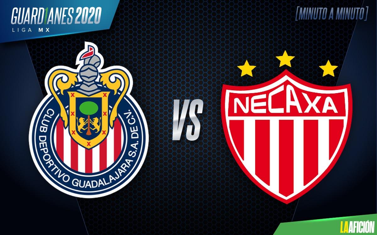Guadalajara vs Necaxa EN VIVO. Partido de Repechaje HOY