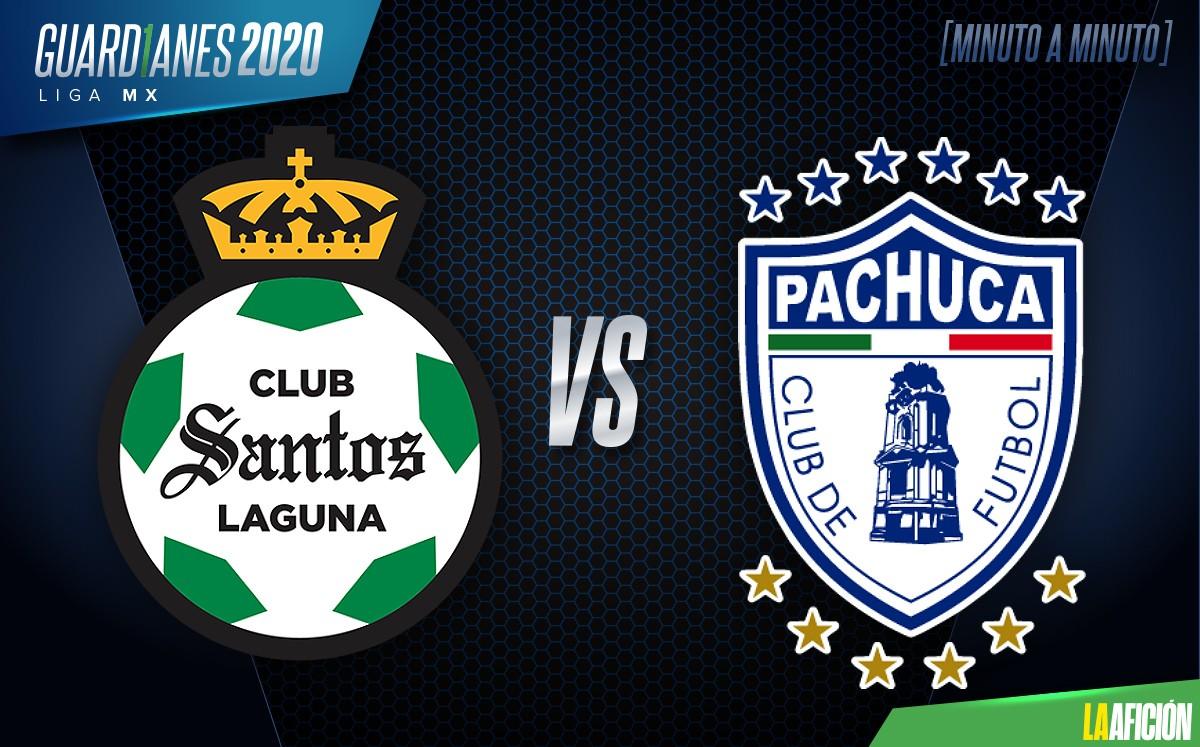 Santos vs Pachuca EN VIVO. Repechaje - Futbol Mexicano HOY
