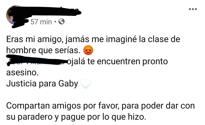 Feminicidio de Gaby, en Toluca