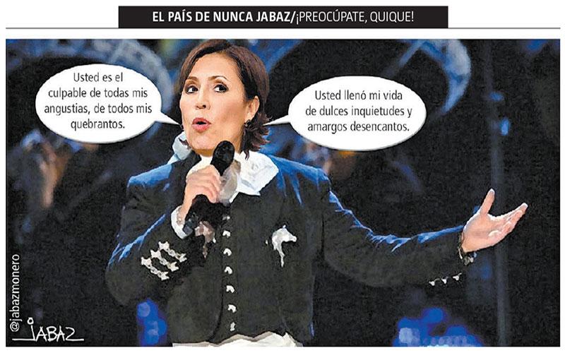 Preocúpate, Enrique - Jabaz