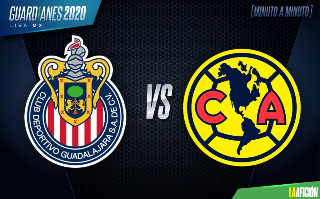 Chivas vs América, Cuartos de Final, Liga MX (1-0): GOLES Y RESUMEN