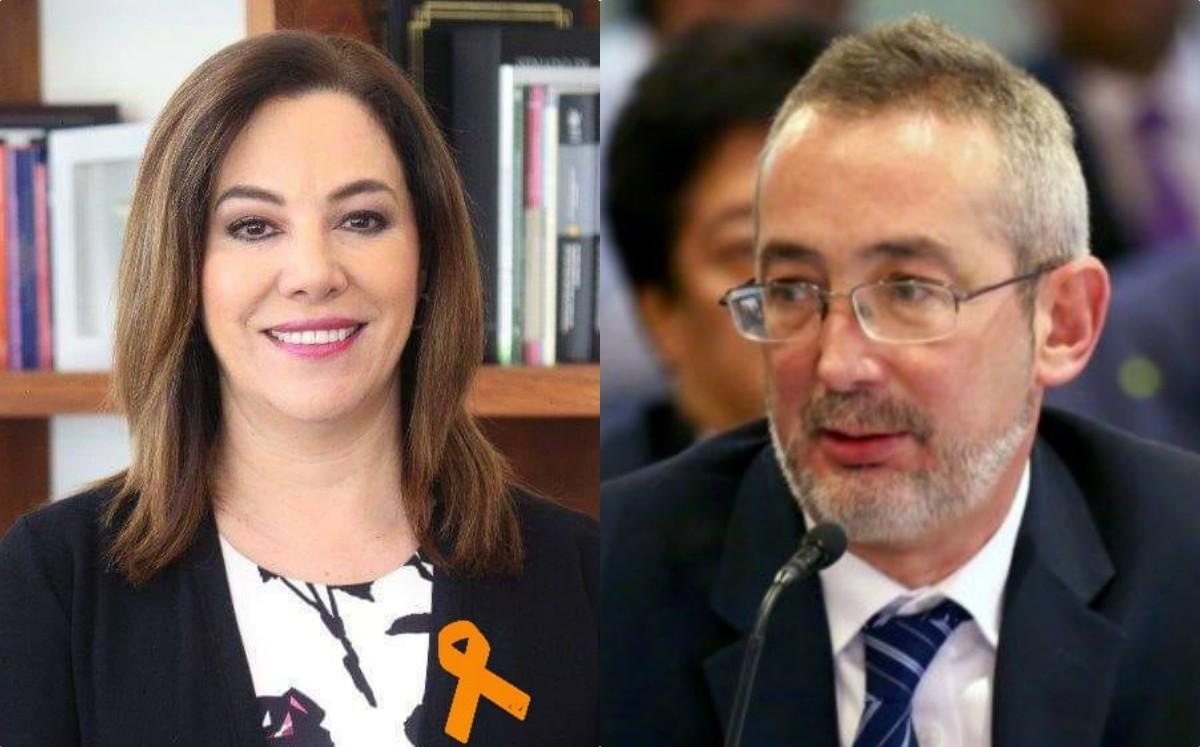 Blanca Lilia Ibarra y Óscar Guerra buscan la presidencia del INAI