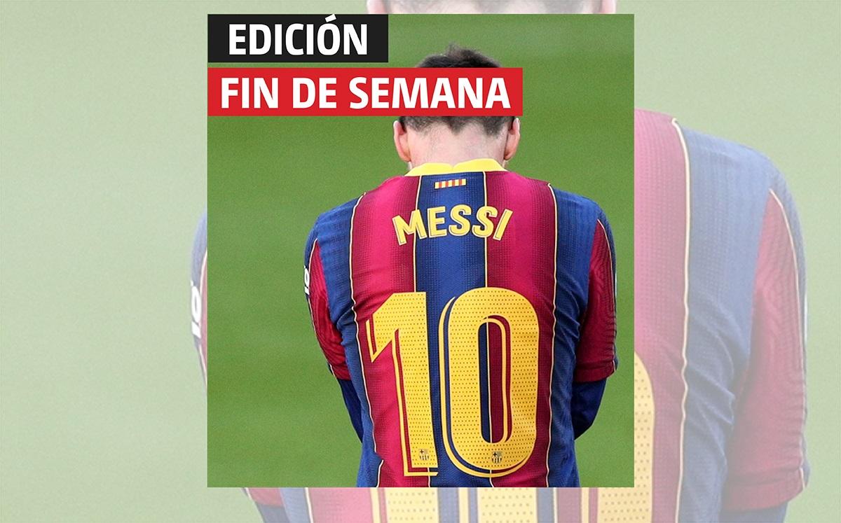 Lionel Messi y sus cinco récords pendientes con el Barcelona