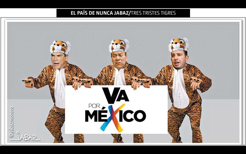 Tres tristes tigres -  Jabaz
