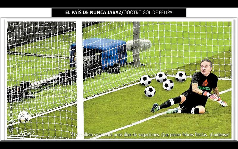 Ooootro gol de Felipa - Jabaz