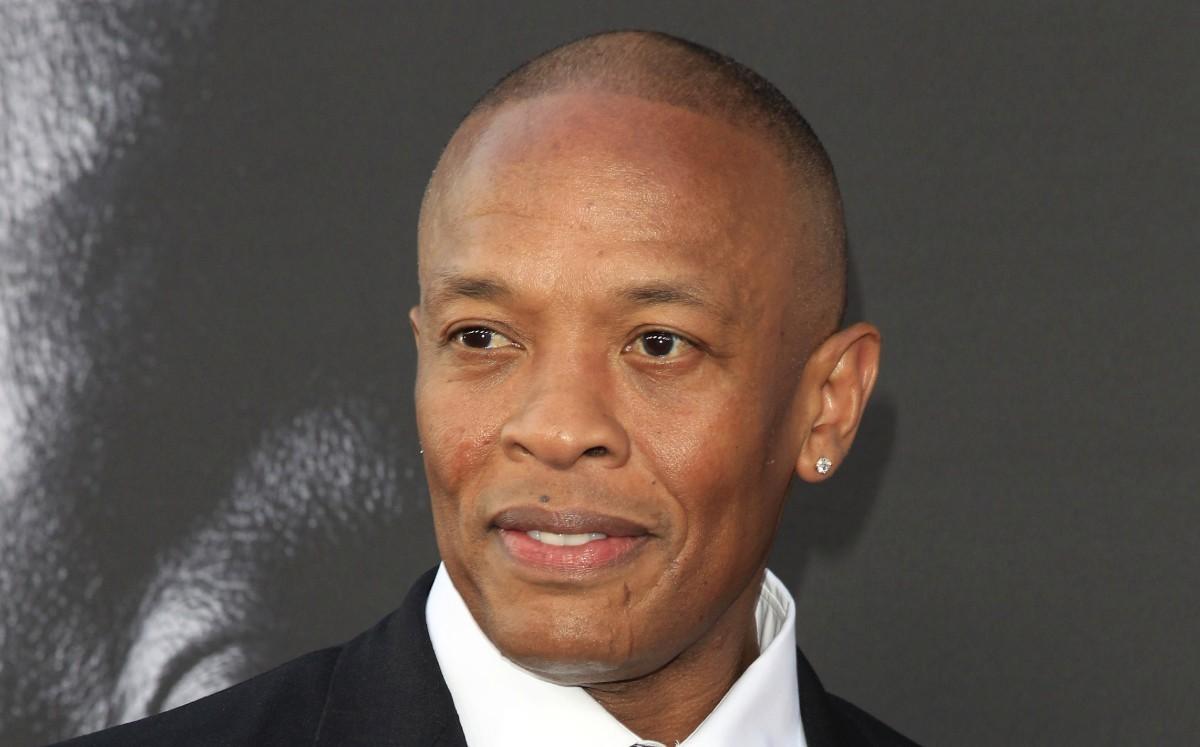 Dr Dre. Rapero fue hospitalizado tras sufrir un aneurisma cerebral