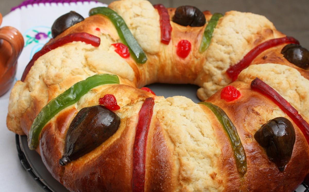 Rosca De Reyes Cuántas Calorías Tiene Cada Rebanada
