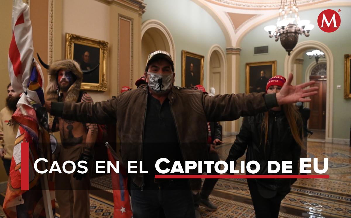 ¿Qué pasa en Washington tras sesión de Congreso? | Noticias EU